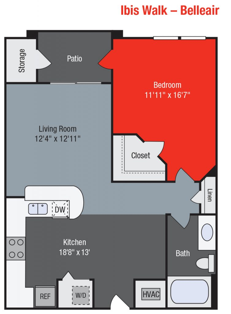 Apartments For Rent TGM Ibis Walk - Belleair