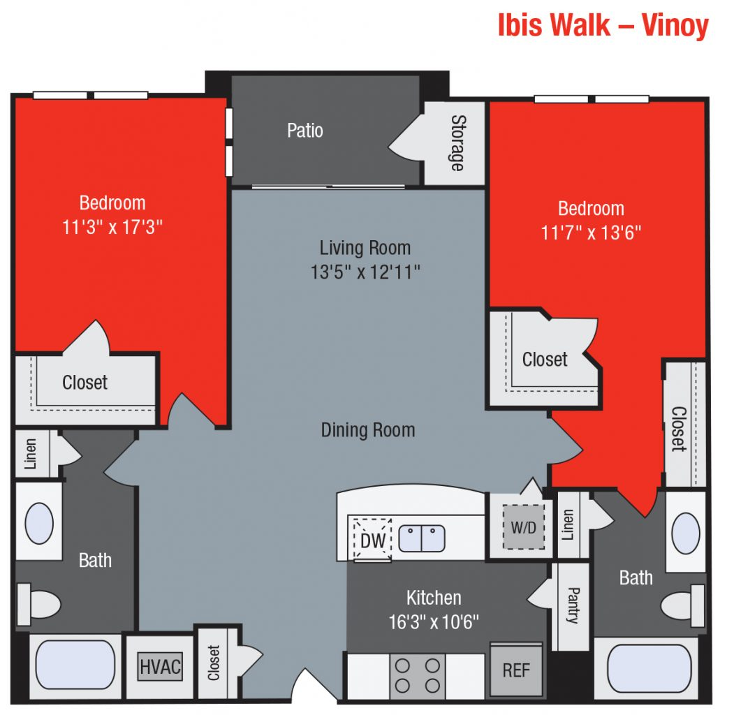 Apartments For Rent TGM Ibis Walk - Vinoy
