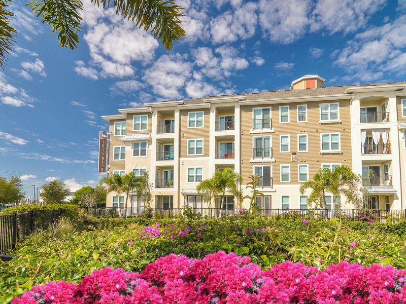TGM Ibis Walk Apartments St Petersburg FL