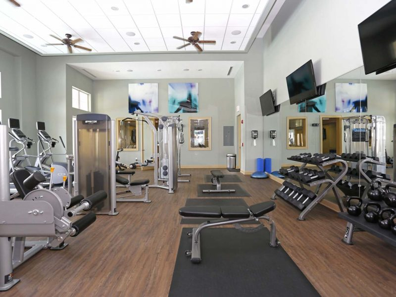 TGM Ibis Walk Apartments Fitness Gym