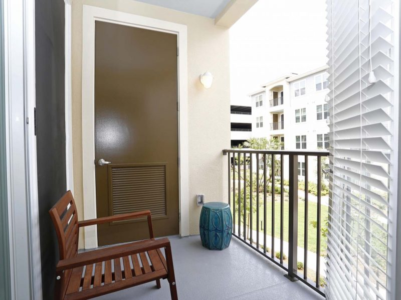 TGM Ibis Walk Apartments Patio or Balcony