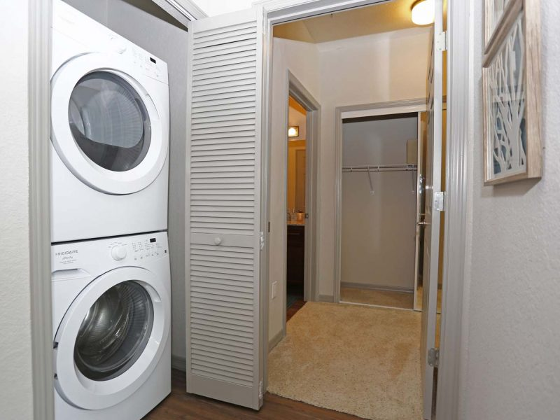 TGM Ibis Walk Apartments Washer and Dryer